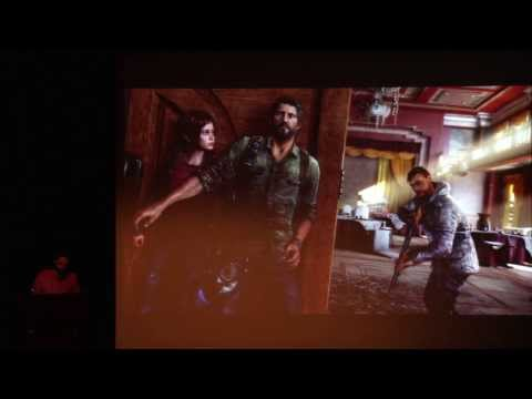 IGDA Toronto 2013 Keynote: Neil Druckmann, Creative Director & Writer, Naughty Dog