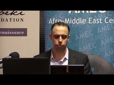 """Nick Turse: Africa is """"Tomorrows Battlefield"""" of US 