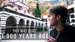 This Was Built 1,000 YEARS AGO | Rila Monastery, Bulgaria 🇧🇬