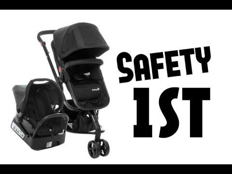 carrinho safety 1st travel system youtube. Black Bedroom Furniture Sets. Home Design Ideas