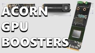 Acorn GPU Accelerators - A Miner