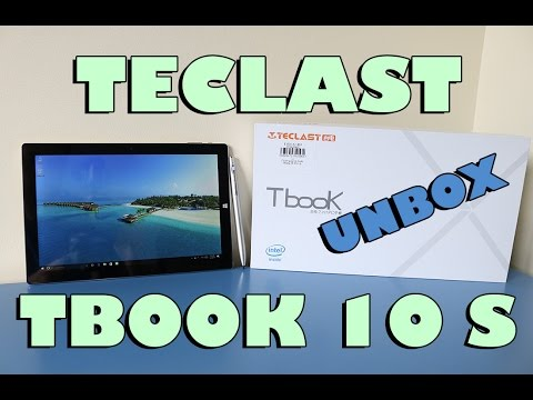 Таблет Teclast Tbook 10 S - 2 в 1 с Windows и Android операционни системи 14