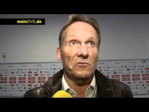 TSG Hoffenheim - BVB: Freies Interview mit Hans-Joachim Watzke