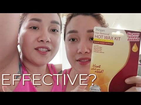 Life Strong S Megan Hair Removal Hot Wax Kit An Honest Review By