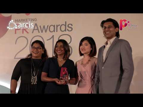 PR Awards (Singapore) 2018 - Interview with Stephen Paul Francis, Arcis Communications Malaysia