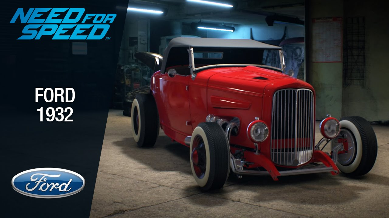 Need for Speed 2015  Ford 1932  YouTube