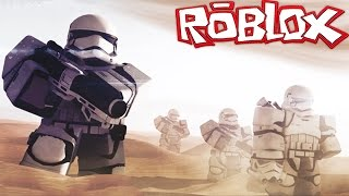 STAR WARS ROGUE ONE MOON WAR IN ROBLOX! (Roblox Phantom Forces)