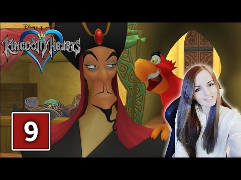 AGRABAH! | Kingdom Hearts 1.5 PS4 HD Remix Gameplay Walkthrough Part 9