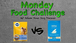 Fromm vs Pedigree Monday Mash-up