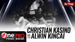 One Pride MMA Season 2: Christian Kasino VS Alwin Kincai