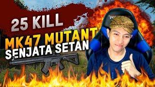 MK47 MUTANT SENJATA GA MASUK AKAL - PUBG MOBILE INDONESIA