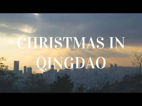 Christmas at the beach - Qingdao