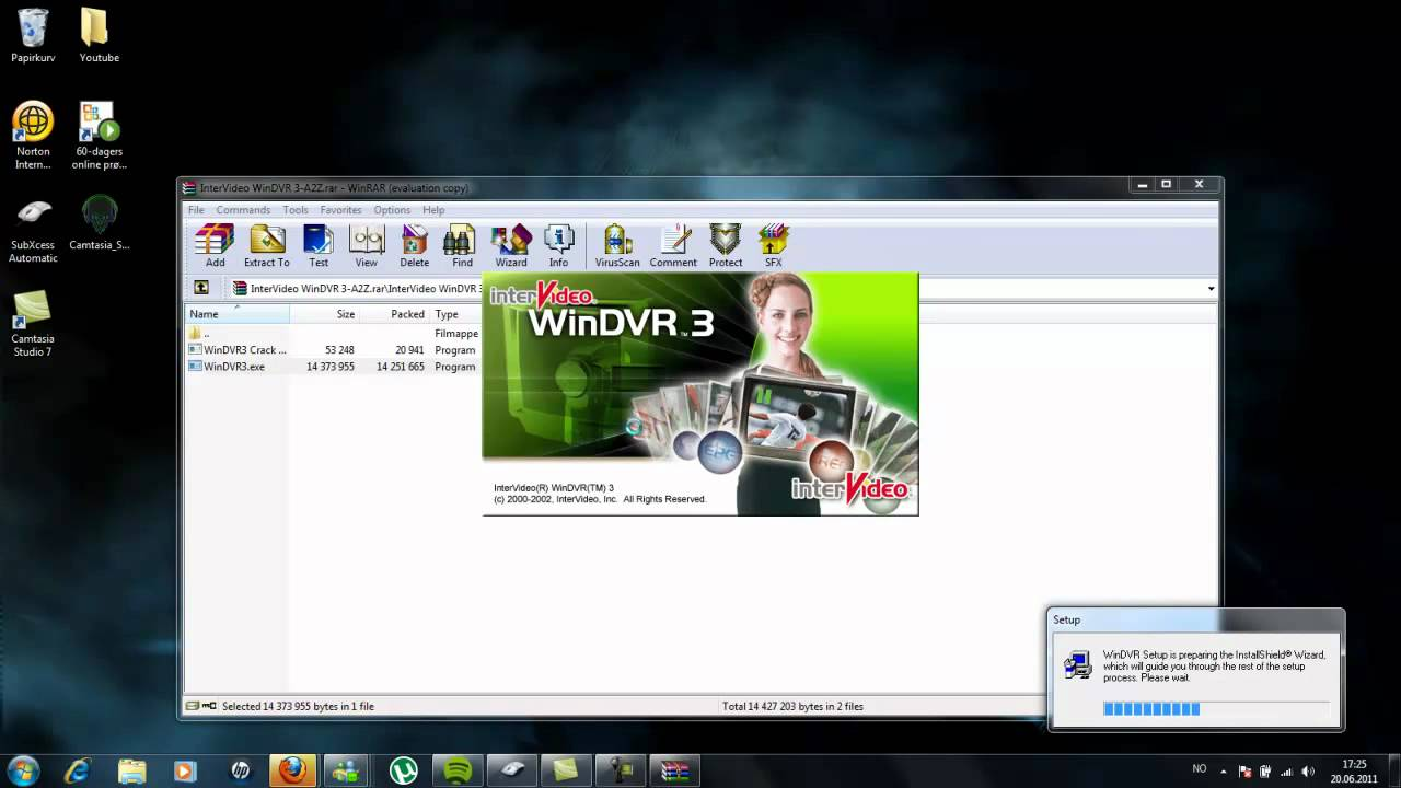 INTERVIDEO WINDVR 3 DRIVERS FOR WINDOWS 10