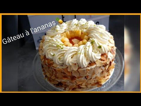 gâteau-à-l'ananas-🍍