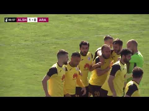 07.04.18. Alashkert - Ararat. Artak Yedigaryan 1-0