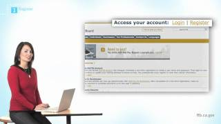 Access your account