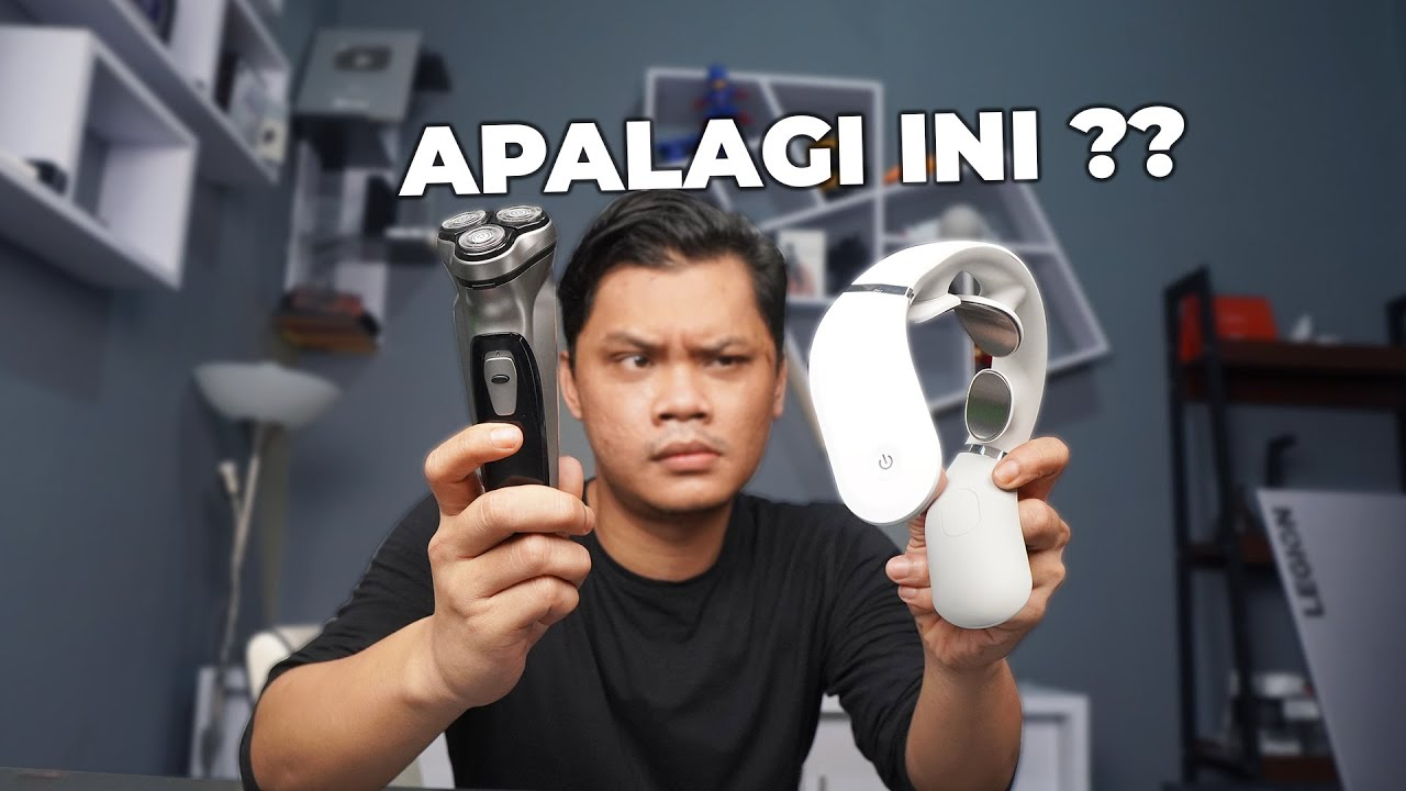 Nyobain Barang unik & aneh dari Xiaomi | Ada Aja ya..