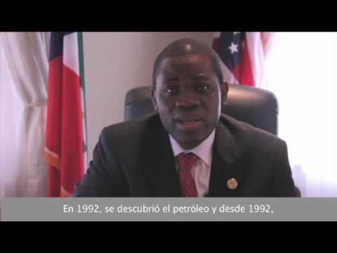Equatorial Guinea's Ambassador to the United States discusses development in Equatorial Guinea