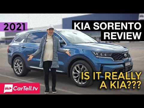 2021 Kia Sorento GT Line review - Australia