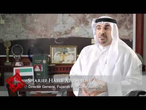Executive Focus: Sharief Habib Al Awadhi, Director General, Fujairah Free Zone Authority