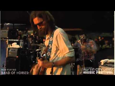 Band of Horses The Funeral Austin City Limits 2010