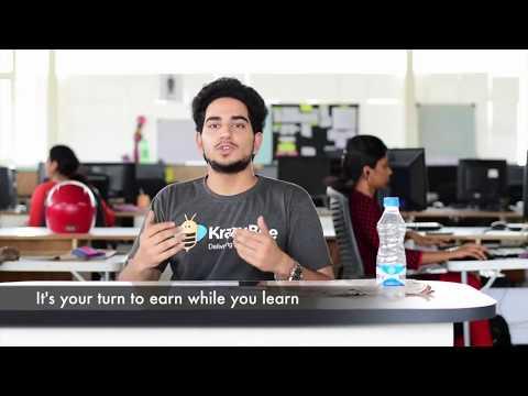 KrazyBee - India's largest student credit platform.