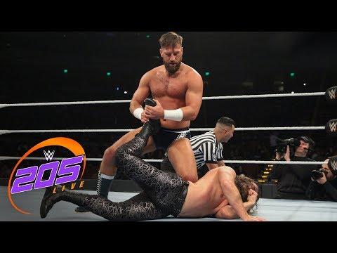 The Brian Kendrick vs. Drew Gulak: WWE 205 Live, Dec. 5, 2018