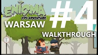 Enigma Spy Adventure level 4 Walkthrough