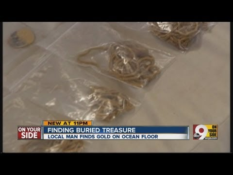 Florida family finds $350,000 worth of treasure offshore