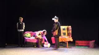 Театральная студия «Волшебная ширма». Басня «Две собаки».  МБУК ''ЦБС г. Белгорода''