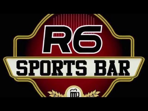 R6 Sport Bar Houston Tx