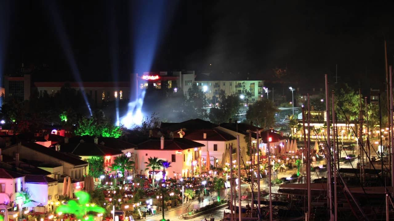 Marmaris Night Life