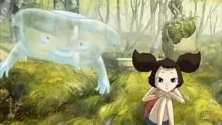 Мультфильмы для детей / Девочка лисичка / Корейские аниме