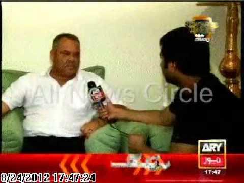 Pakistani coach dav whatmore Interview on Ary News