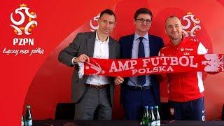 PZPN Partnerem Reprezentacji AMP Futbol