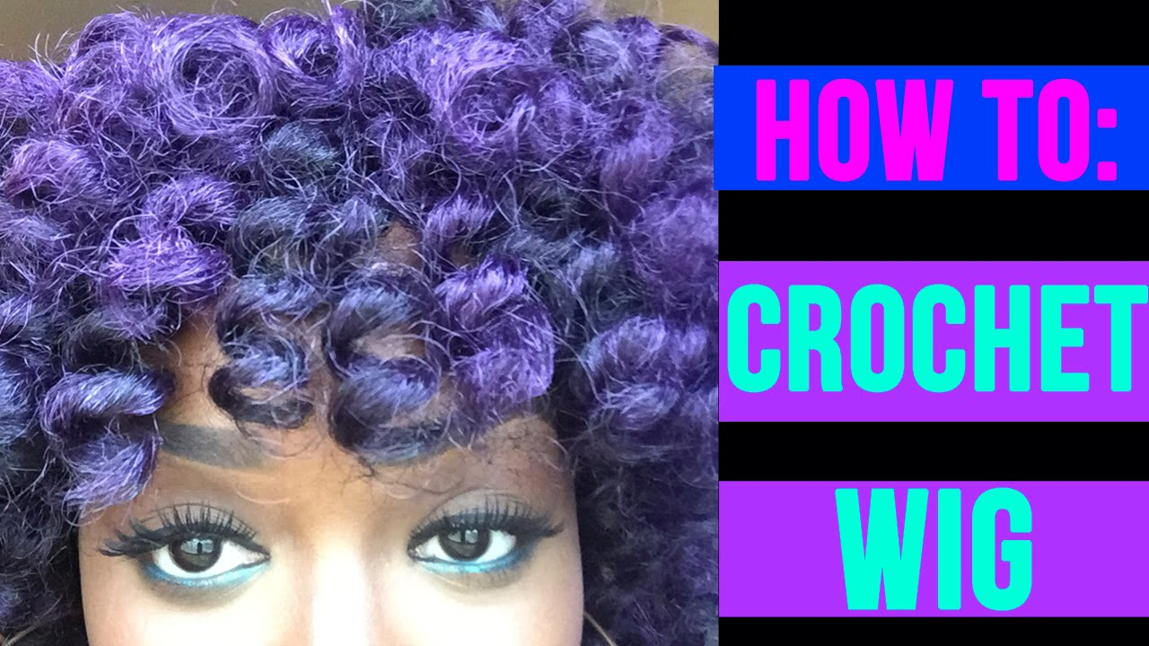 Crochet Hair Making : How To Make A Crochet Wig Marley Hair Janet Collection Carribean ...