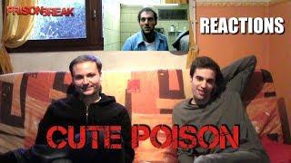 """Prison Break 1x04 """"Cute Poison"""" REACTIONS [REUPLOAD]"""