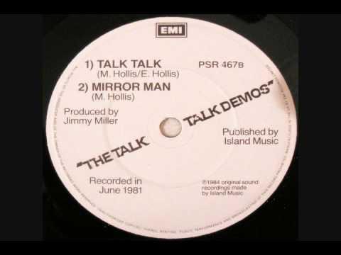 Talk Talk - Mirror Man (Demo)
