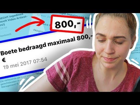 800 EURO BETALEN AAN RAPPER SJORS?? (HIJ BEDREIGT ME) !!!