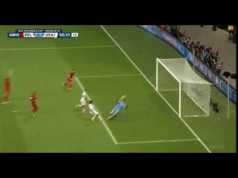Wondolowski vs Belgium 93rd minute