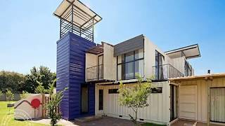 Shipping Container Houses South Africa, NEW LIVING