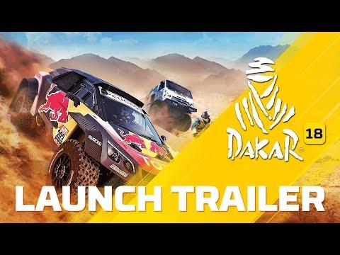 DAKAR 18 - Launch Trailer [ES]