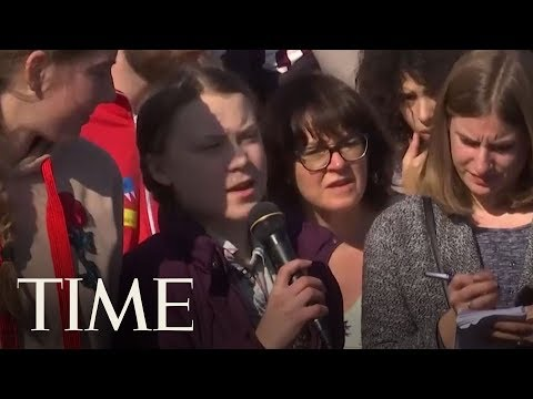 Swedish Teen Climate Activist Greta Thunberg Has Been Nominated For The Nobel Peace Prize   TIME