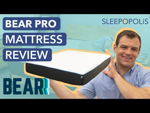 Bear Pro Mattress Review - Bear Original Vs Hybrid Vs Pro?