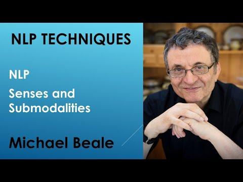 NLP Techniques   Senses and Submodalites