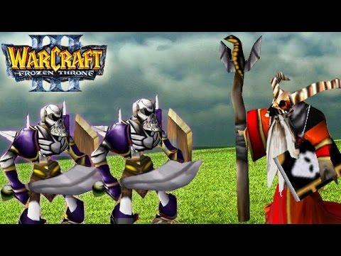 Армия скелетов в Holy War