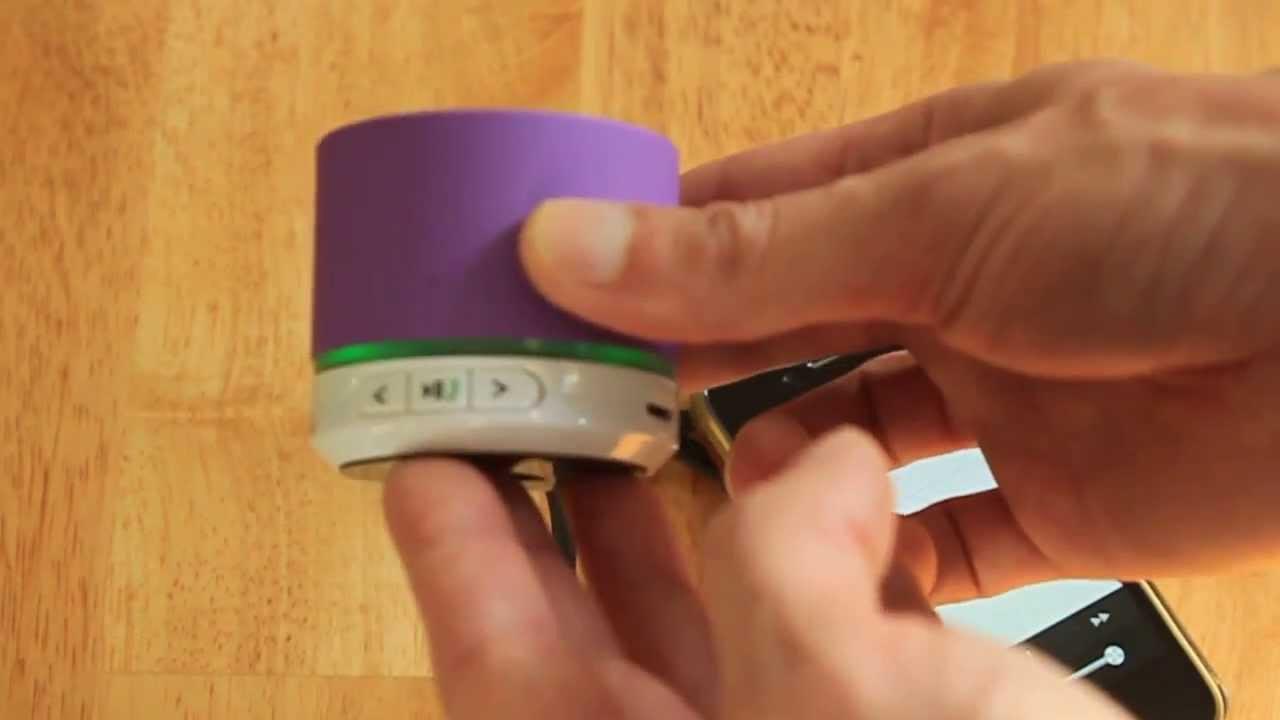 Beatbox Hd Mini Bluetooth S11 Speaker Three Modes Of Play Youtube