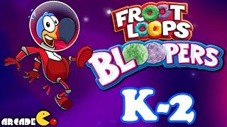 Angry Birds Space: FROOT LOOPS BLOOPERS K-2 Walkthrough 3 Stars