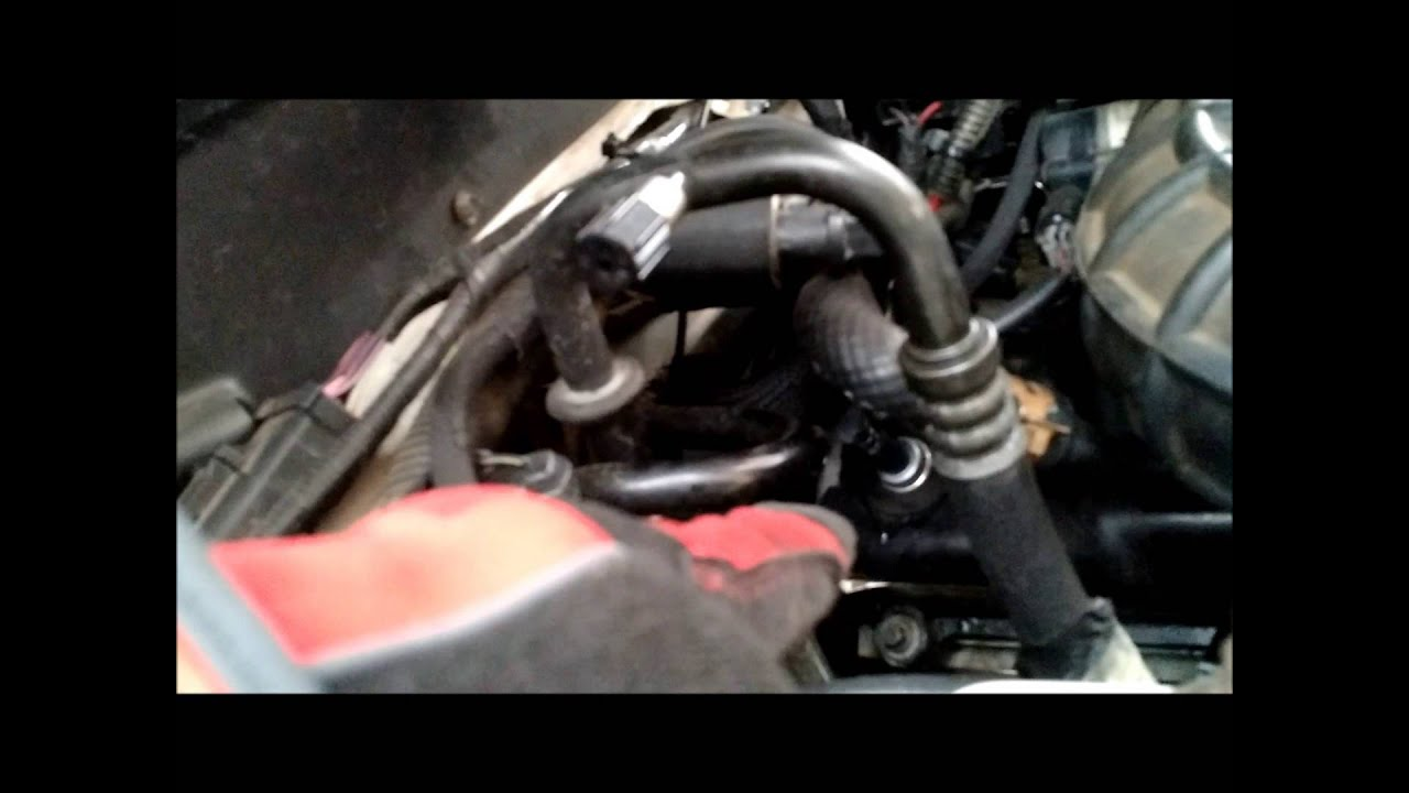 hight resolution of how to find and fix a vacuum leak