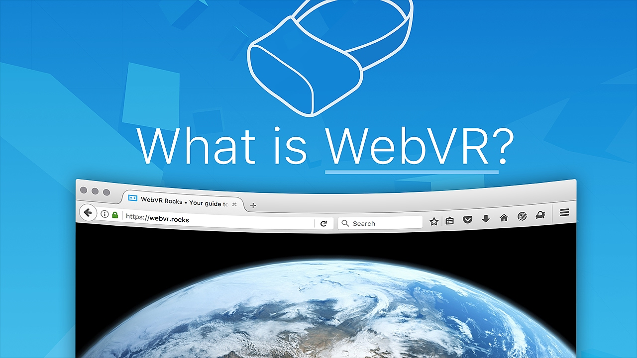WebVR Rocks • Your guide to Virtual Reality in the browser